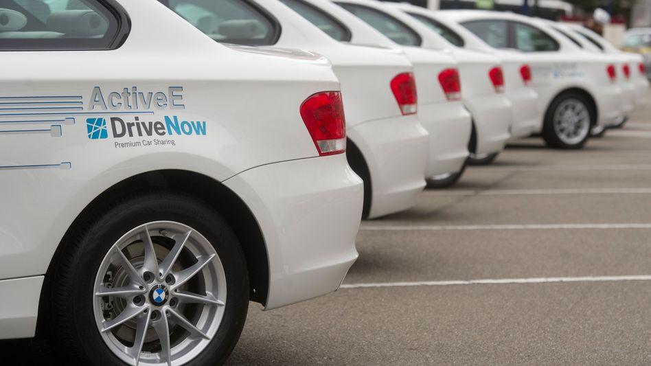 DriveNow: Das Gemeinschaftsunternehmen von BMW und Sixt könnte Ausgangspunkt für ein neues Konzept bei BMW werden