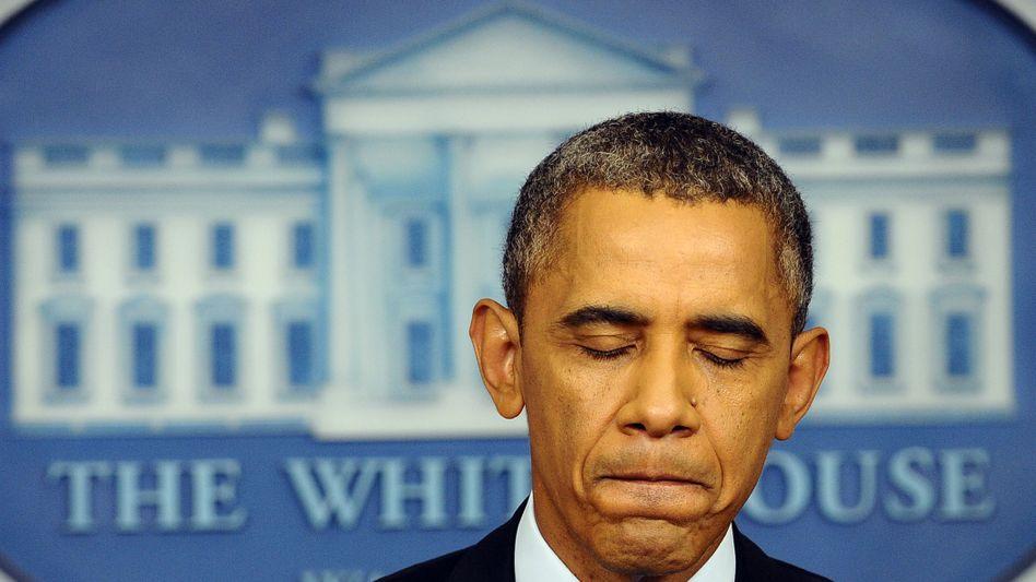 Barack Obama: Der US-Präsident gibt sich Kompromissbereit