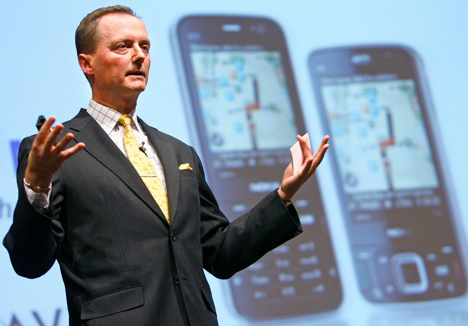 Niklas Savander / Nokia / Handy