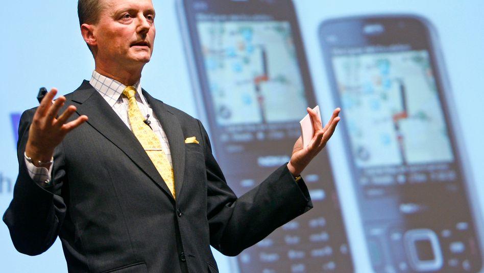 """""""Wandel, Beschleunigung und Transformation"""": Marketingvorstand Savander will Nokia zum Angreifer machen"""