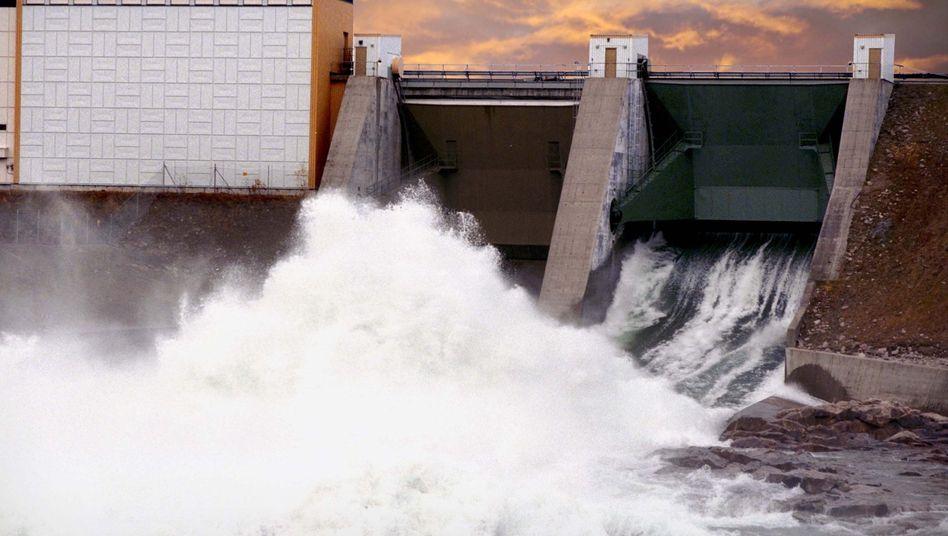 Wasserkraftwerk von Vattenfall: Der Ausbau sauberer Energien wird sich laut Internationaler Energieagentur deutlich beschleunigen