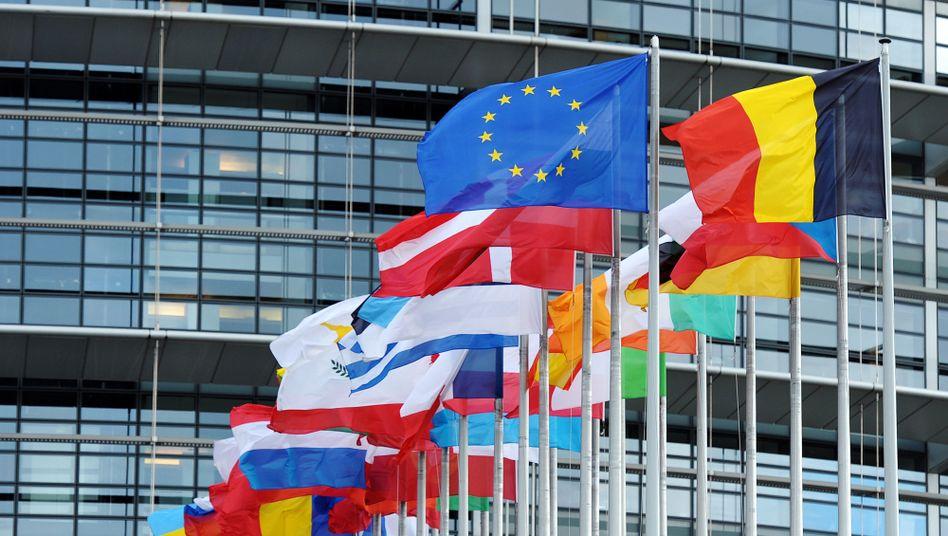 Europäische Union: Keine gemeinsame Identität