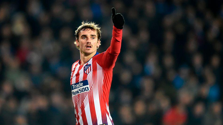 Atletico-Madrid-Star Griezmann: Mit dem französischen Fußballer hat Puma bereits eine Kooperation vereinbart