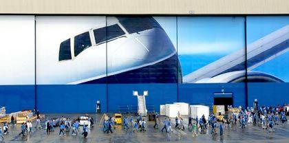 Boeing-Fertigung: Besser unter eigener Kontrolle?