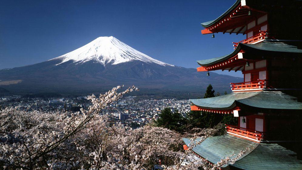 Japan: Bergglück im Inselreich
