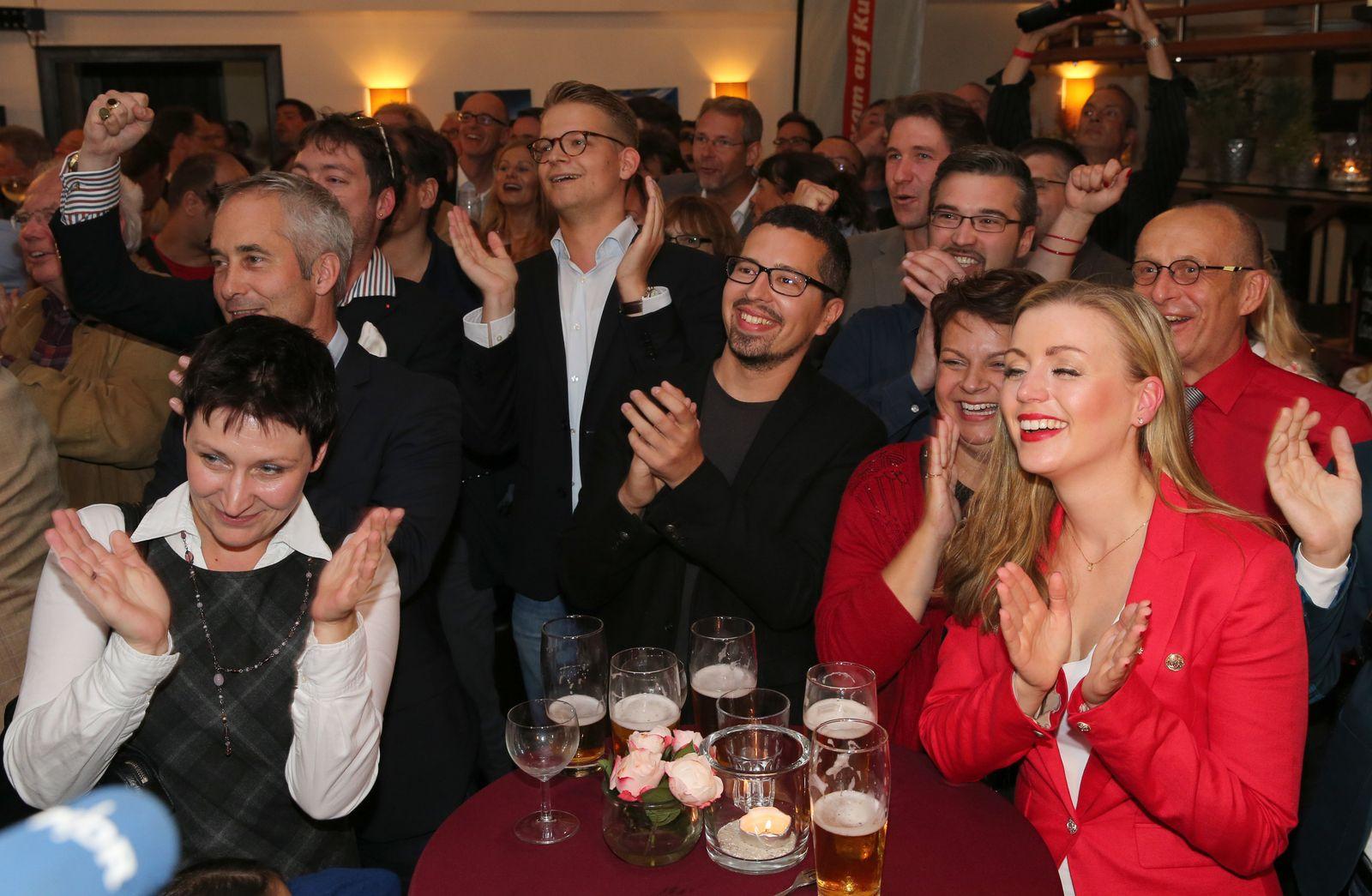 Landtagswahl in MV - SPD