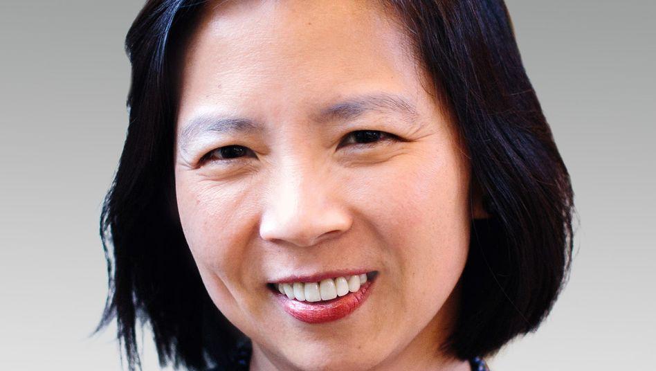Sarena Lin: Neu im Bayer-Vorstand