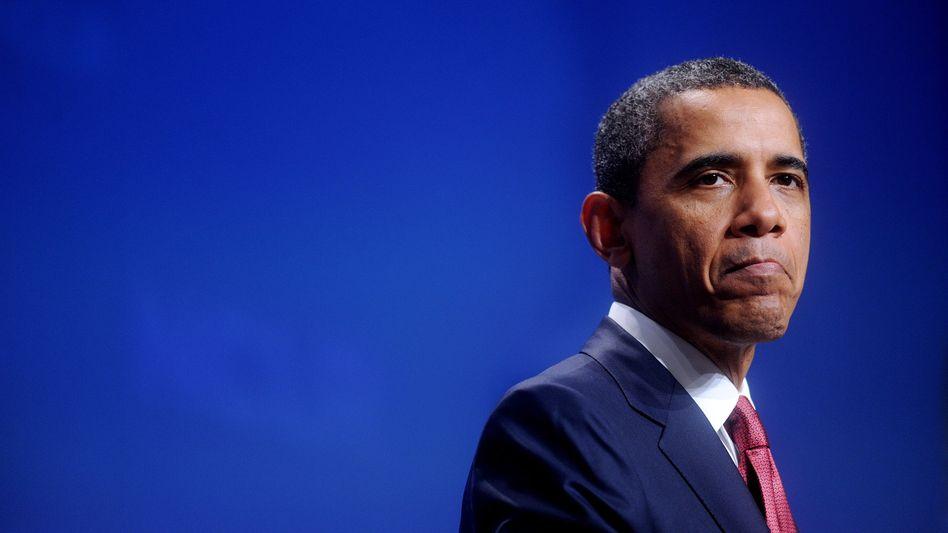 Harter Kompromiss: US-Präsident Barack Obamas Demokraten haben im Streit um höhere Schulden große Zugeständnisse gemacht