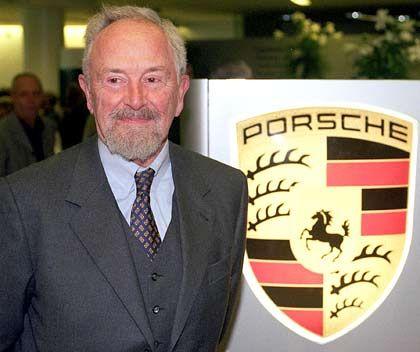 """Ferdinand Alexander - genannt """"Butzi"""" - Porsche: Mit dem 911er gelang ihm ein Design für die Ewigkeit"""