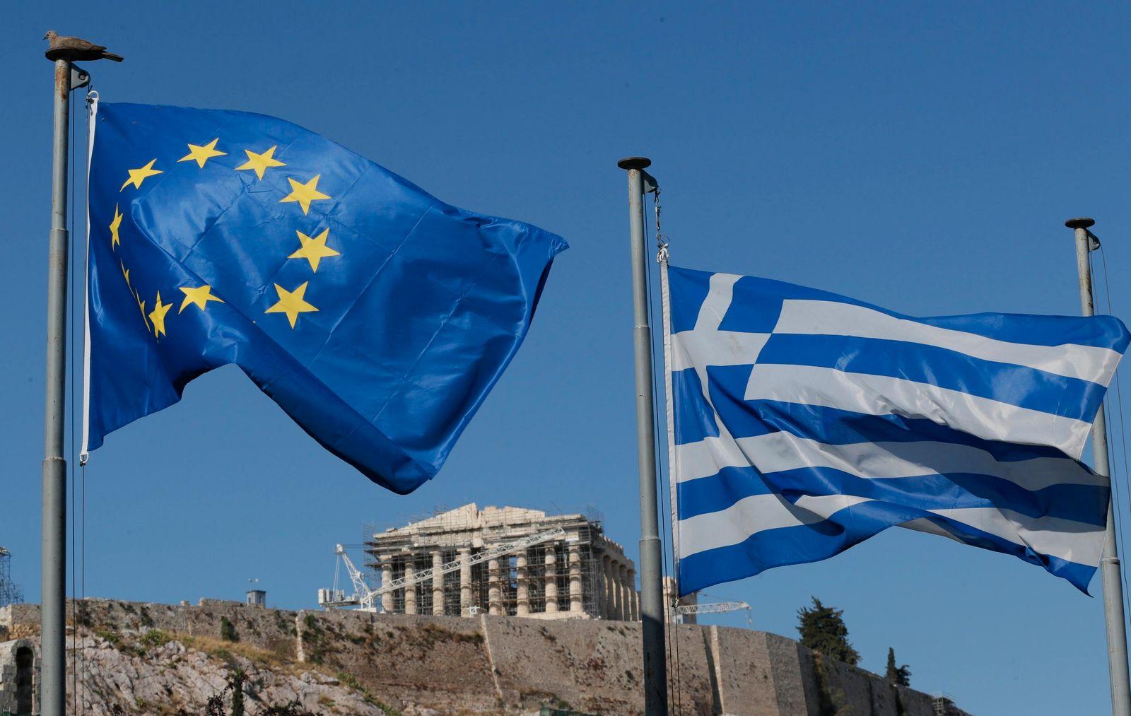 Griechenland hat gewählt/ Sonntag/