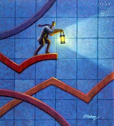 Konjunkturverlauf: Trotz der jüngsten Erholung ist es für eine Entwarnung zu früh