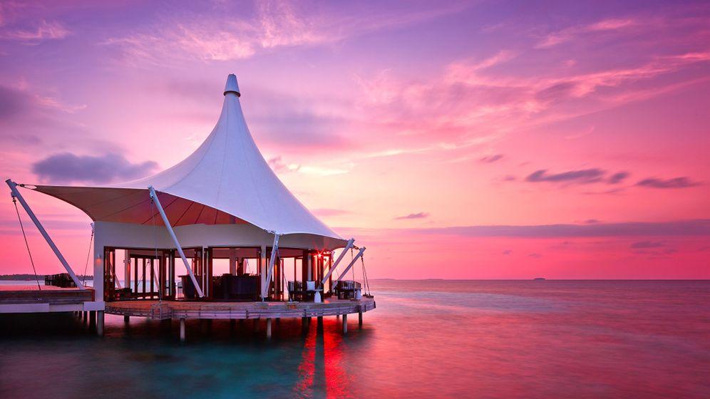 Malediven für Gourmets: Dinieren auf und unter Wasser
