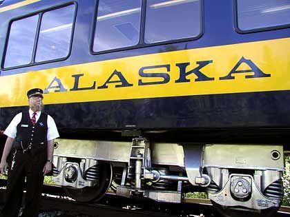Zugführer Rick Singsaas: Spaß mit Bahn fahren