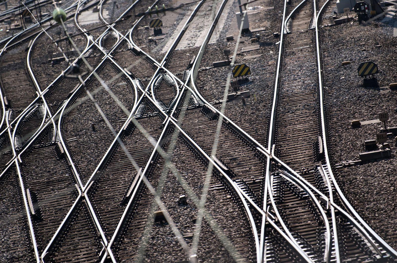 Bahn / Schienen / digital