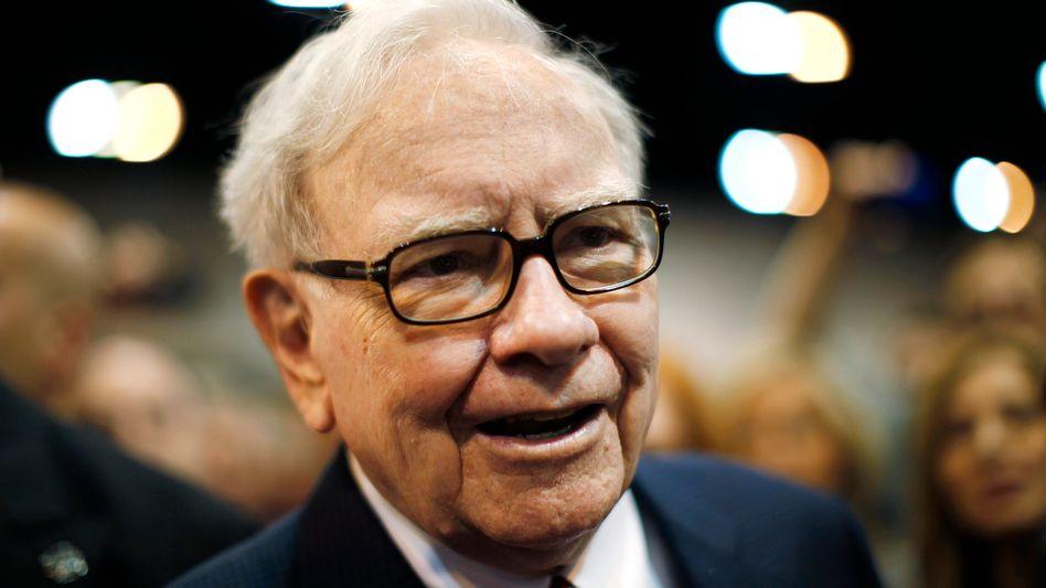 Warren Buffett: Steuerlast von 17,4 Prozent