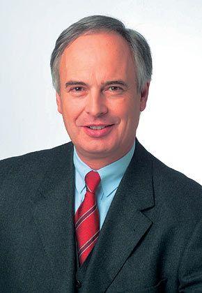 Hochtief-Chef Hans-Peter Keitel erwartet eine stabile Geschäftsentwicklung