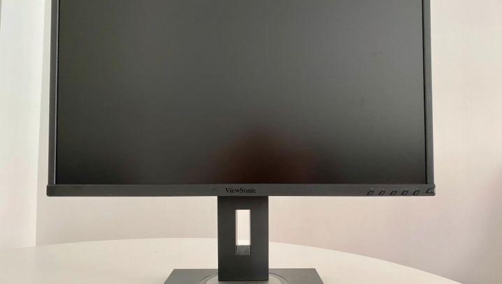 Monitore fürs Homeoffice im Test: Viewsonic VG2448