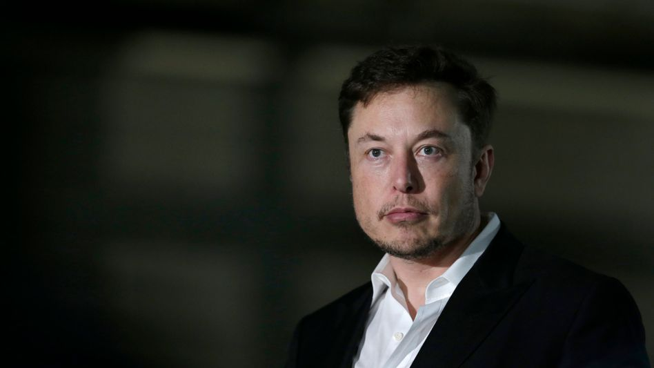 Elon Musk: Der Tesla-Chef twittert sich mitunter um Kopf und Kragen