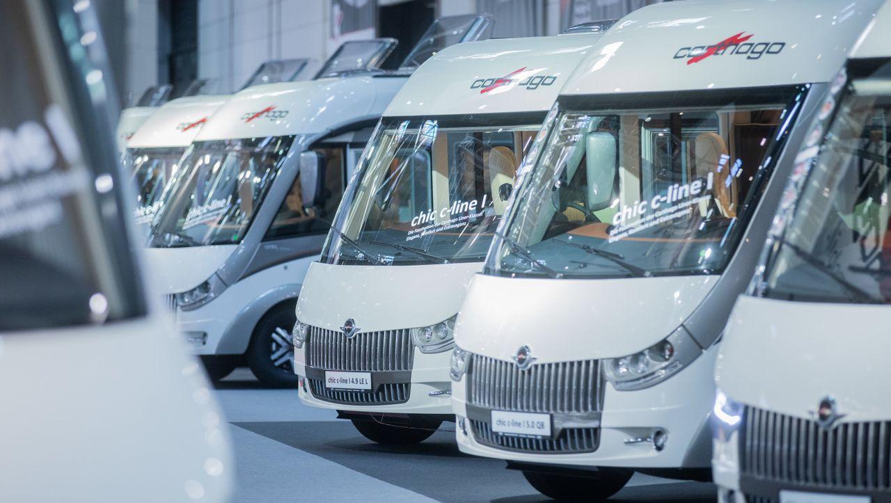 Caravan Salon: Erste Wohnmobile mit Hybrid- und Elektromotoren