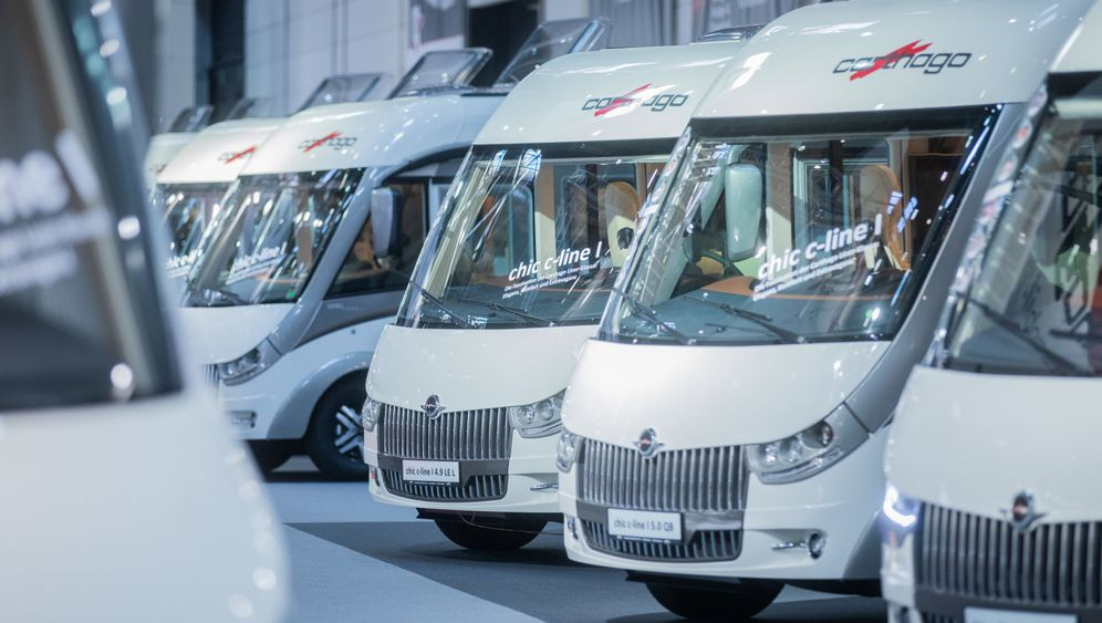 Caravan Salon: Wohnmobile satt
