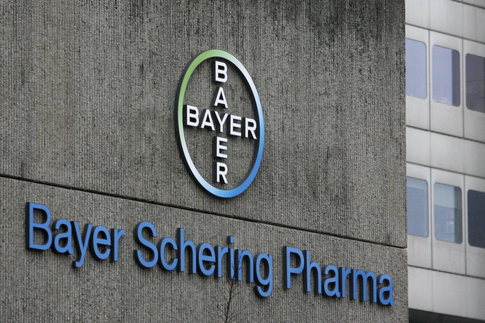 NICHT VERWENDEN Schering-Kaeufer Bayer will offenbar 1000 Stellen in Berlin streichen