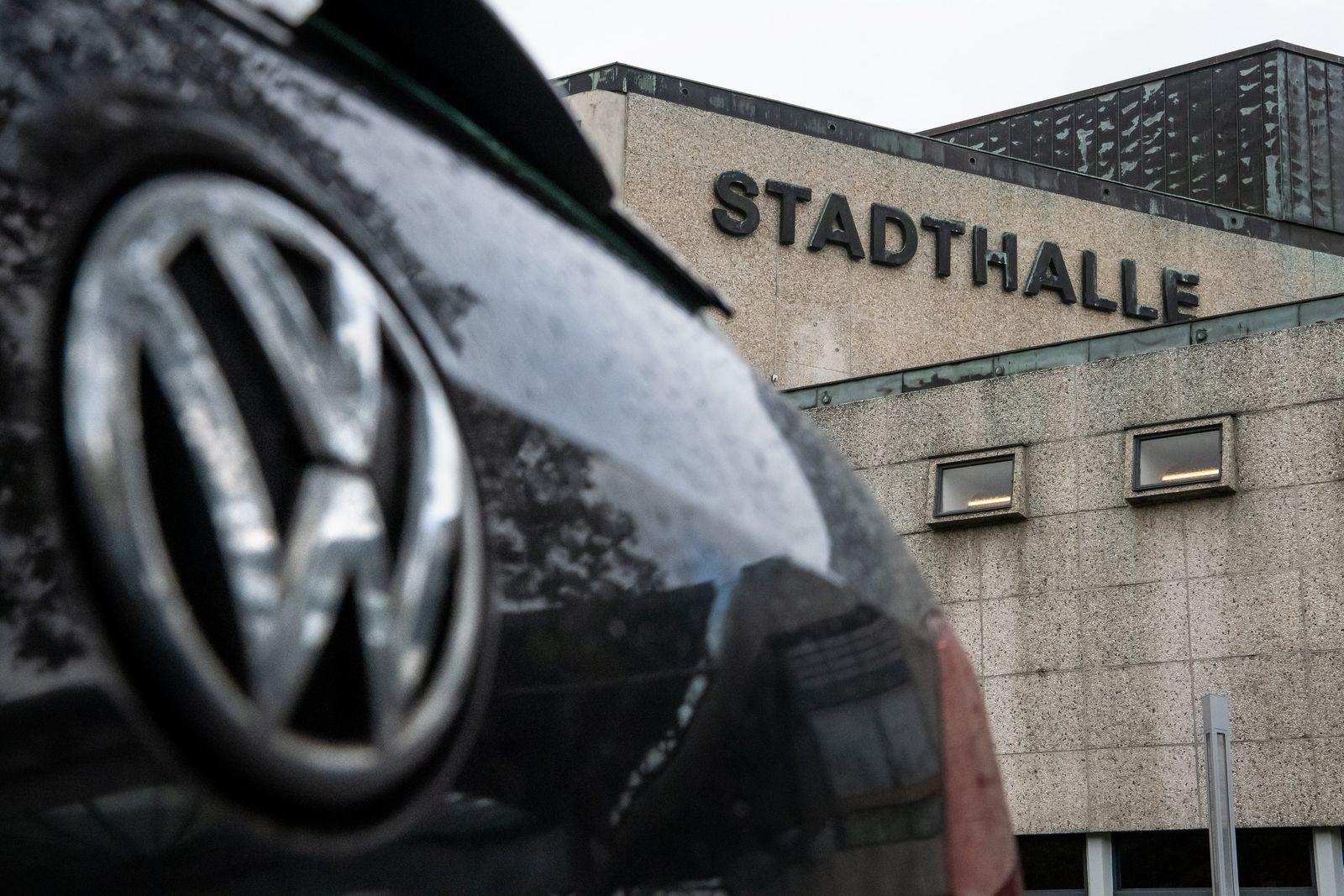 Stadthalle Braunschweig Volkswagen