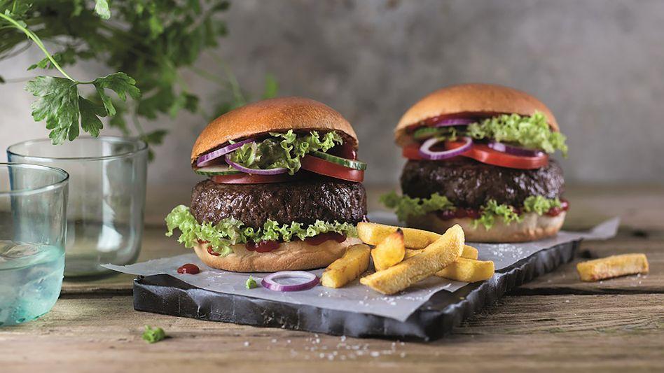 Vegane Burger: Vor allem Börsianer können nicht genug von Beyond Meat bekommen