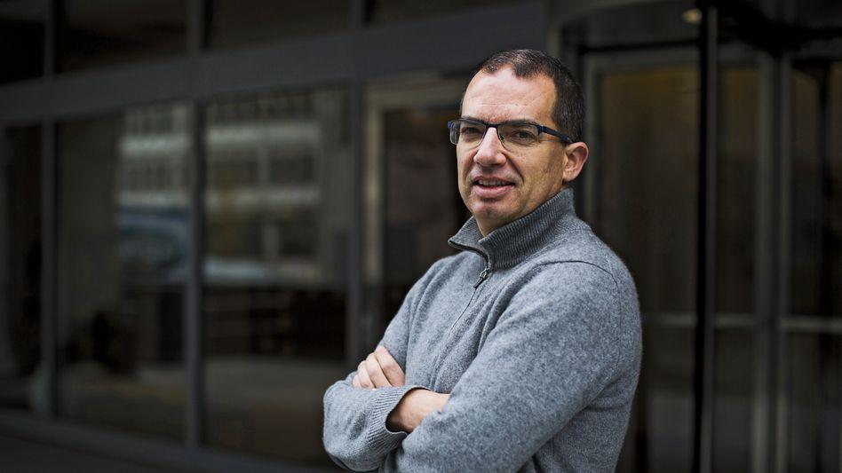 Revolutionär: Moderna-Gründer Stéphane Bancel
