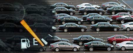 Schön, so schön war die Zeit: Die Abwrackprämie ist heute ausgelaufen, fünf Milliarden Euro gingen an Autofirmen