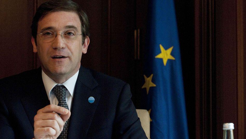 Pedro Passos Coelho: Portugals Ministerpräsident hat Neuwahlen vorerst verhindert