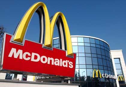 Neues Rezept: McDonalds Deutschland-Zentrale in München