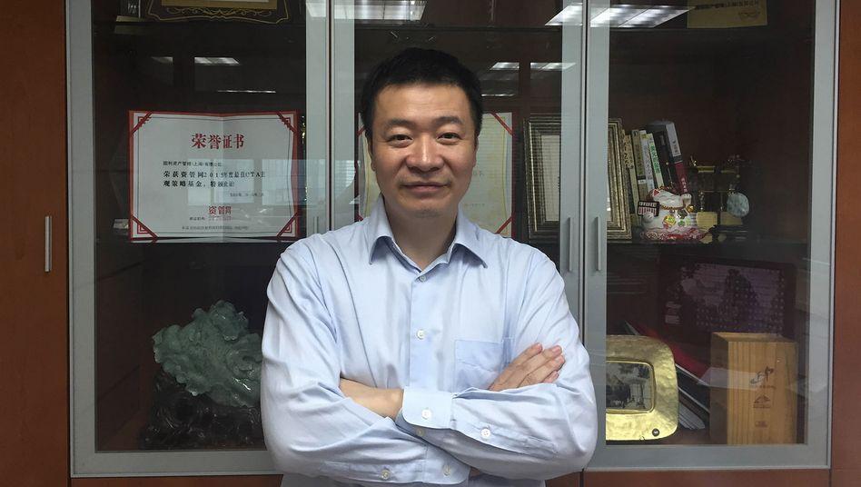 2100 Prozent plus seit März 2015: Fondsmanager Wang Bing hatte mit Rohstoffwetten Erfolg