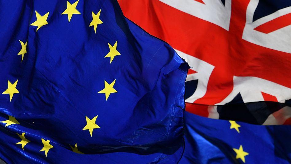 Es ist ein Deal: Unterhändler der EU und Großbritanniens haben rechtzeitig zu Weihnachten einen Handelspakt ausgehandelt