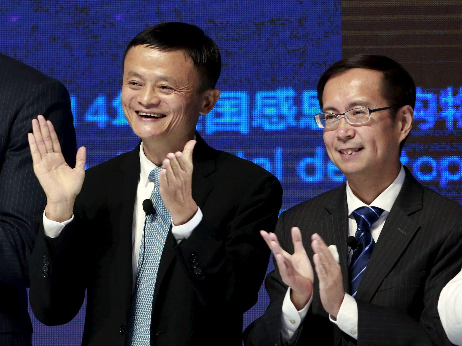 Jack Ma / Daniel Zhang