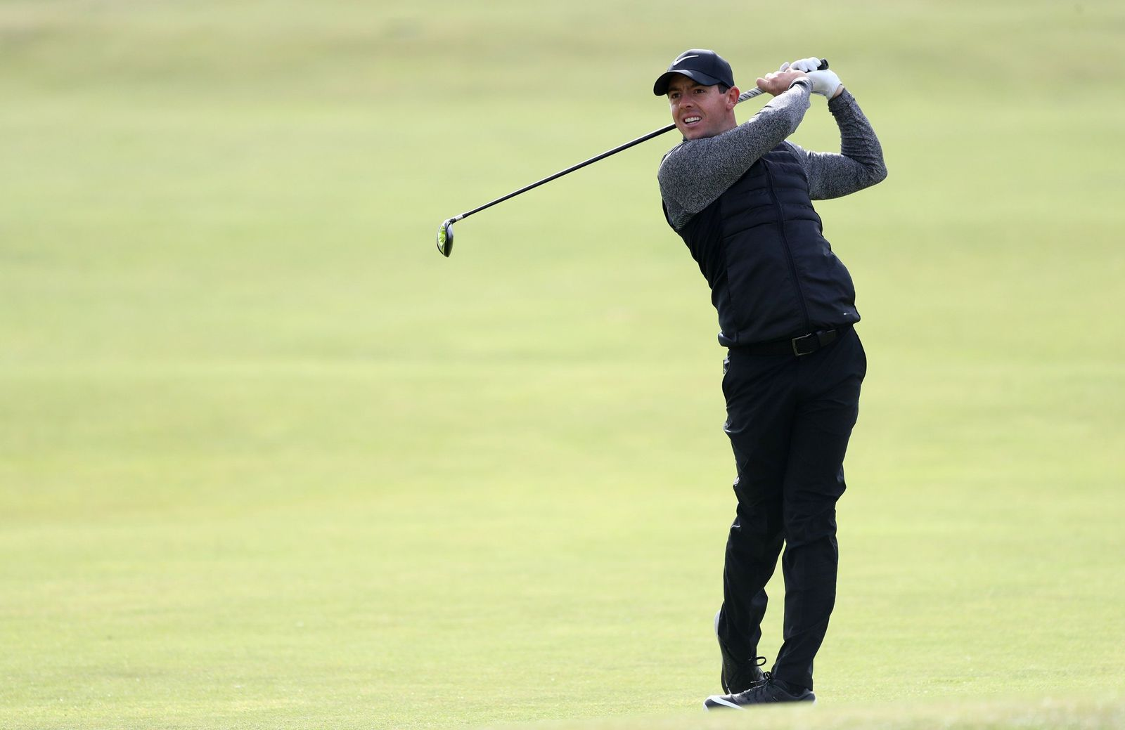 British Open Golf Rory McIlroy