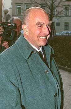 Einigte sich gütlich mit der deutschen Justiz: Wolfgang Weber