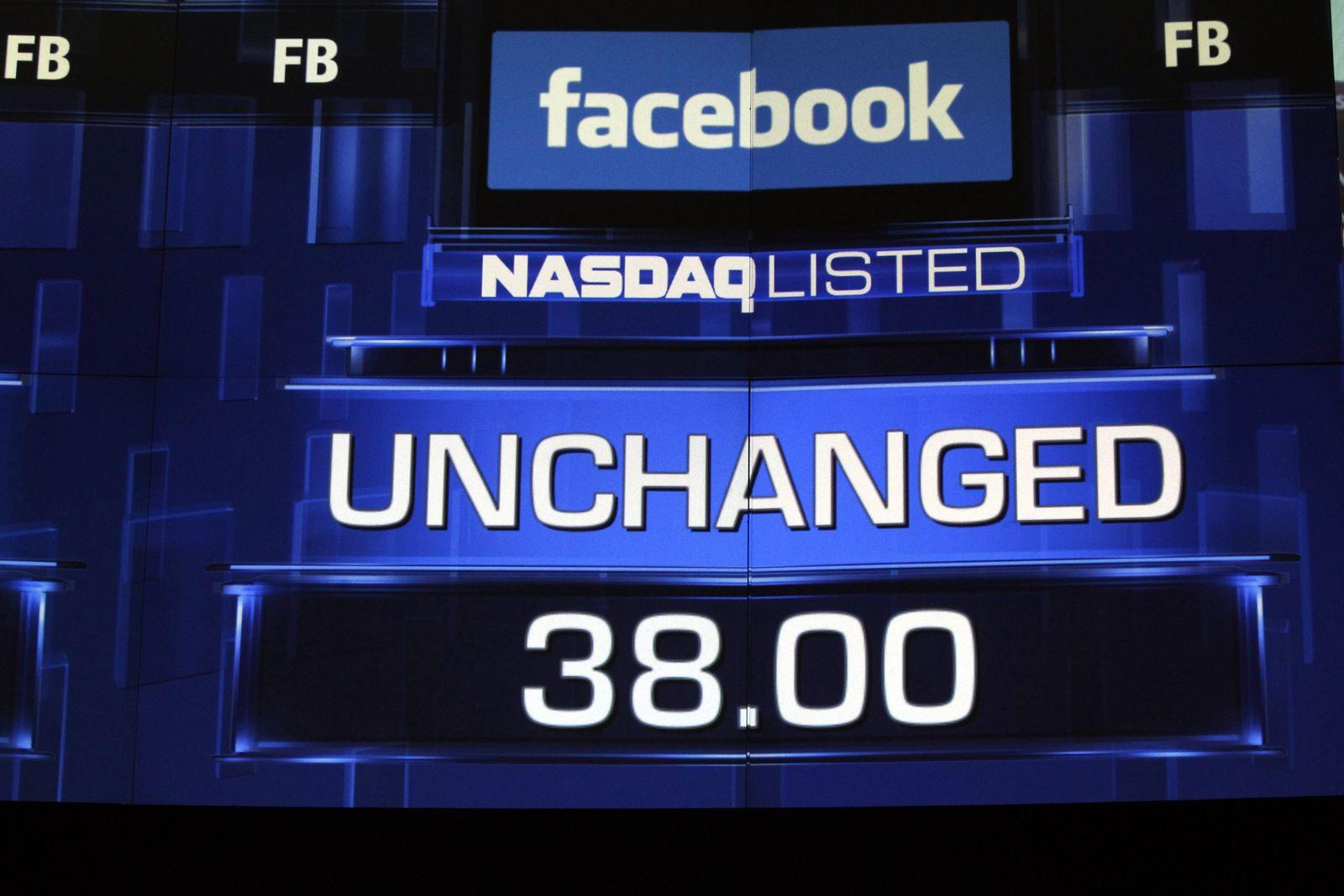 Facebook /Börsengang