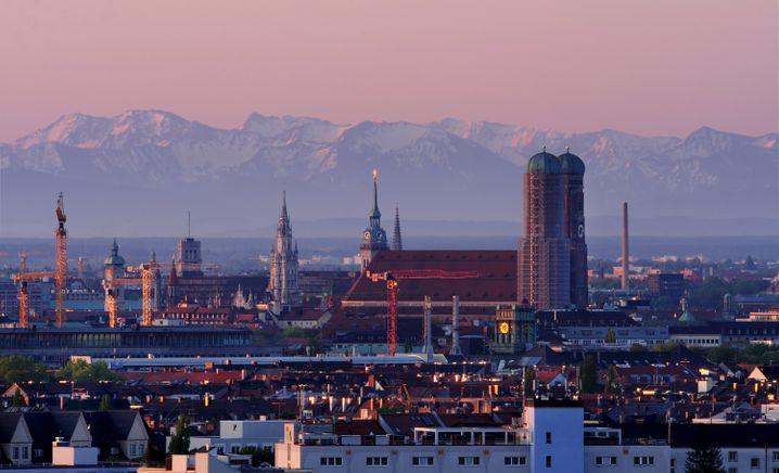 Oberbayern: Höchster Anteil von High-Tech-Industrieprodukten an den Exporten