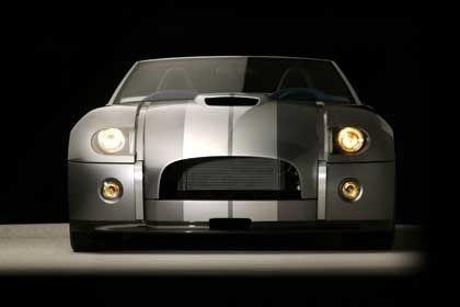 Mehr zum Streicheln als zum Starten: Shelby Cobra Concept