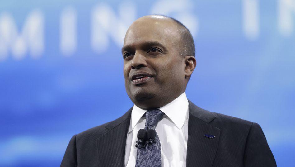 """Ford-Manager Raj Nair: Wegen """"unangemessenem Verhalten"""" mit sofortiger Wirkung entlassen"""