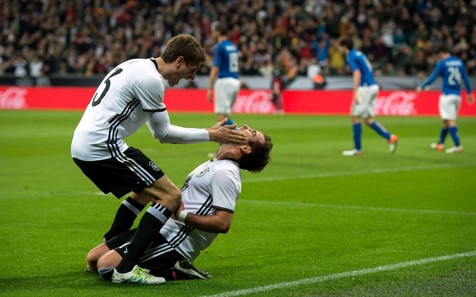 Deutschland - Italien 2:0