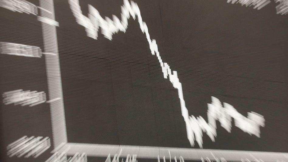 Dax-Tafel: Tägliche Schwankungen um mehr als 2 Prozent sind derzeit keine Seltenheit. Anleger müssen sich umstellen