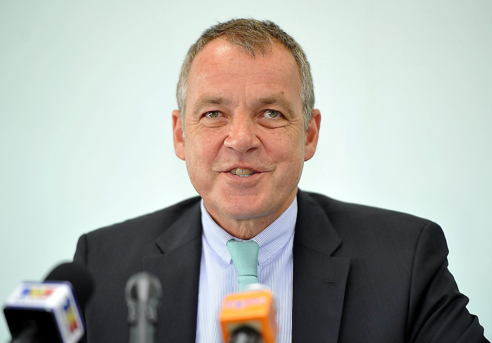 Malaysia Airlines CEO Christoph Müller