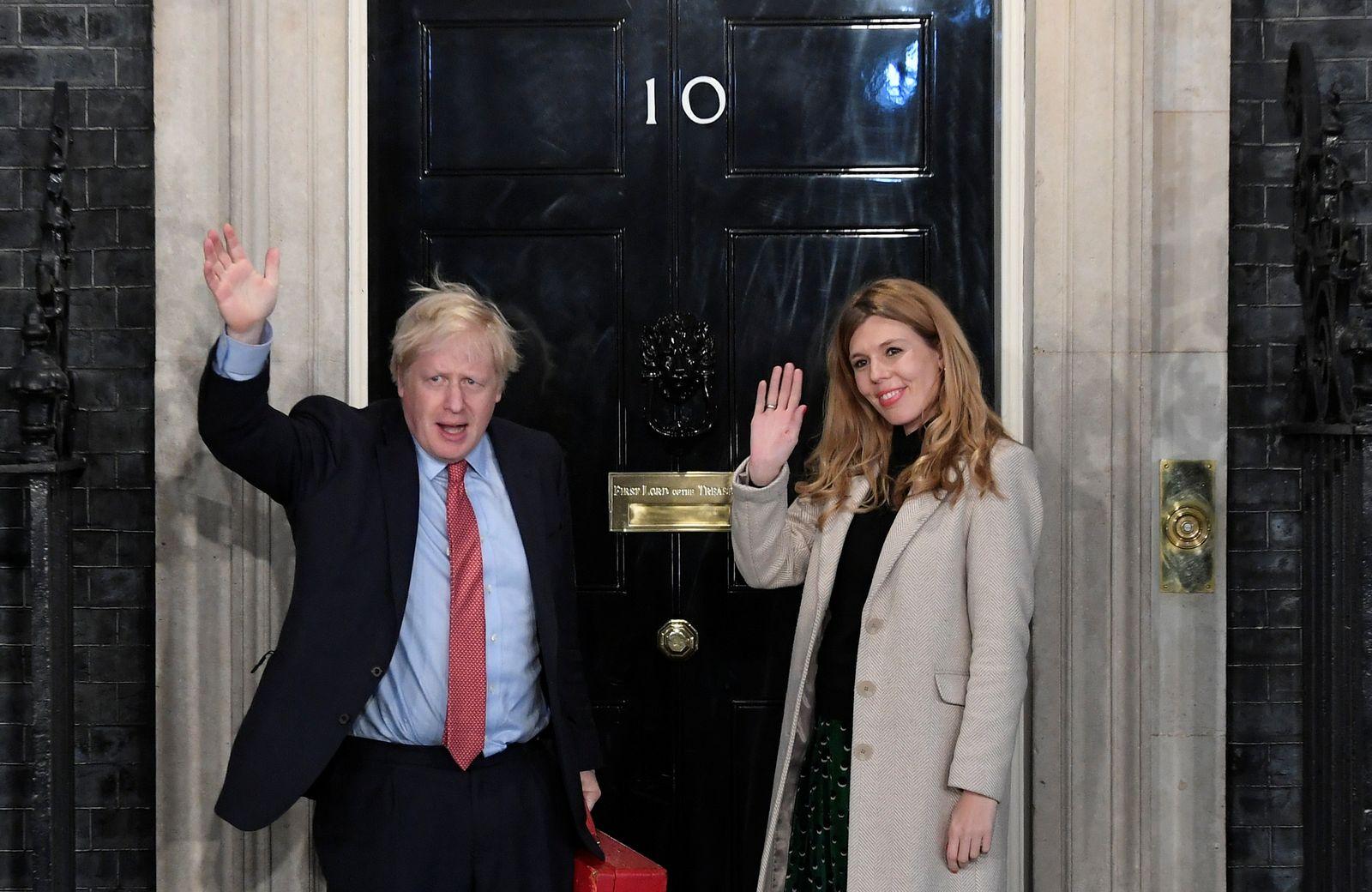 Boris Johnson / Carrie Symonds