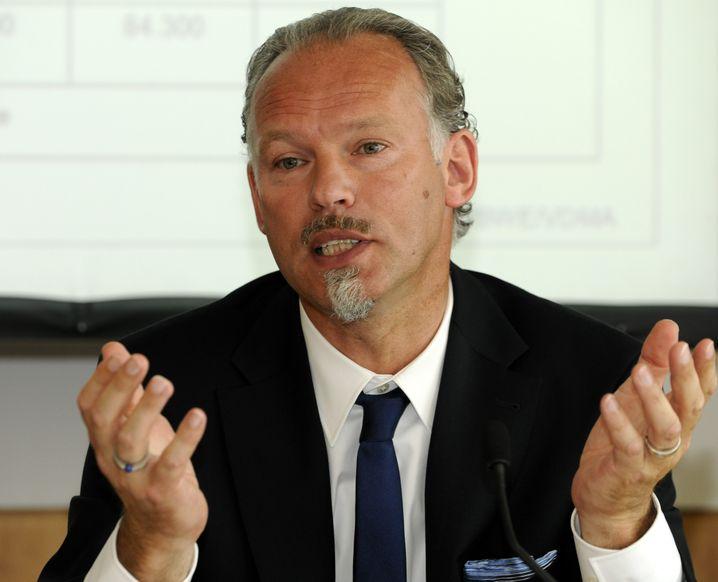 Hermann Albers, Präsident des Bundesverbandes Windenergie: Plötzlich lag die Gondel samt Rotorblättern auf dem Acker