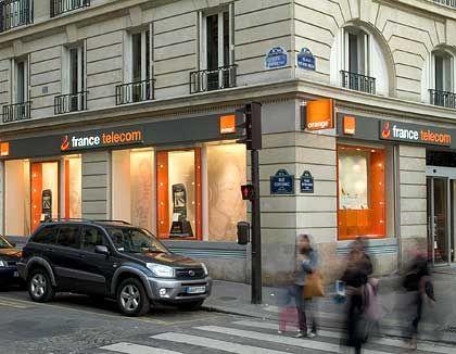 Portfolio bereinigt: Den niederländischen Teil der Mobilfunktochter Orange gibt France Telecom ab