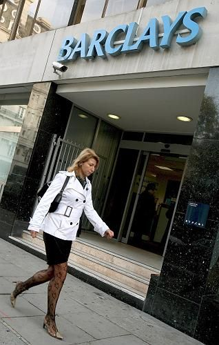 Barclays: Verloren zu Handelsstart mehr als 12 Prozent auf 276,5 Pence