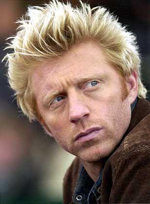 Deutscher Weltstar: Boris Becker