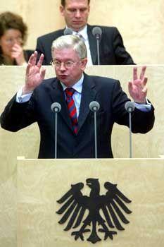Heil durch Schmerzen: Hessens Ministerpräsident Roland Koch gibt den Unbequemen