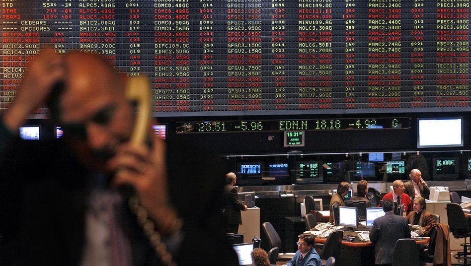 Scheinbare Erholung: Das Verhalten der Börsen verunsichert Investoren